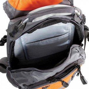 """Рюкзак WENGER универсальный, серо-оранжевый,""""Narrow hiking p"""