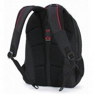 Рюкзак WENGER универсальный, черный, 30 л, 47*34*18 см, 6920