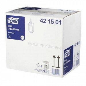Картридж с жидким мылом одноразовый TORK (Система S1) Premiu