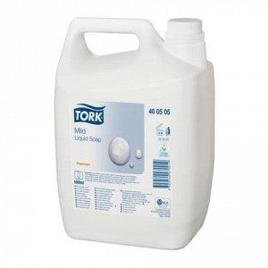 Мыло-крем жидкое TORK Premium, 5л, 400505