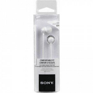 Наушники SONY MDR-EX15LP, проводные, 1,2м, вкладыши, стерео,