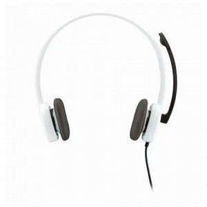 Наушники с микрофоном (гарнитура) LOGITECH H150, проводные,