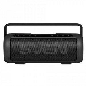 Колонка портативная SVEN PS-250BL, 1.0, 10 Вт, Bluetooth, FM