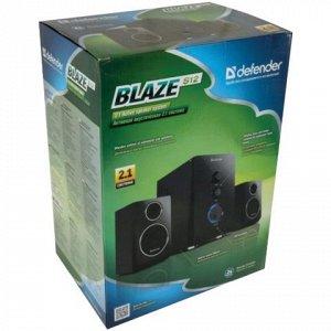 Колонки компьютерные DEFENDER Blaze S12, 2.1, 12 Вт, Bluetoo