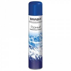 Освежитель воздуха аэрозольный 300мл BRABIX (БРАБИКС БРЕНД)