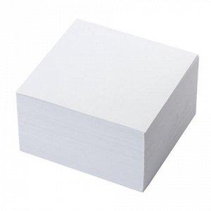 Блок для записей BRAUBERG непроклеенный, куб 9*9*5 см, белый