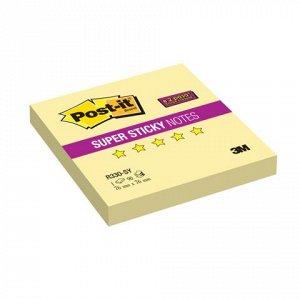 Блок самоклеящ. (стикер) POST-IT Super Sticky (Z-блок) 76х76