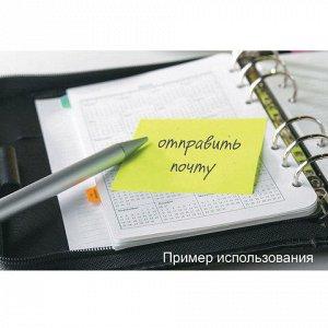 Блоки самоклеящ. (стикеры) POST-IT Basic, КОМПЛЕКТ 12 шт., 3