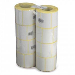 Этикетка ТермоТоп, для термопринтера и весов 58*40*700шт(рол