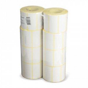 Этикетка ТермоЭко, для термопринтера и весов 58*30*900шт(рол