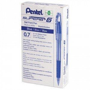 Ручка шариковая масляная PENTEL (Япония) Superb G, узел 0,7м
