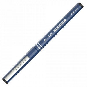Ручка капиллярная ERICH KRAUSE F-15, корпус синий, толщина п