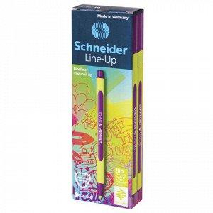 Ручка капиллярная SCHNEIDER (Германия) Line-Up, трехгранная,