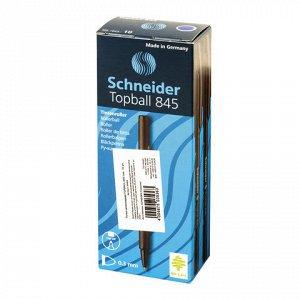 Ручка-роллер SCHNEIDER (Германия) Topball 845, корпус черный