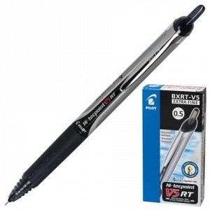 Ручка-роллер автомат. PILOT Hi-Tecpoint V5 RT, игольчатый уз