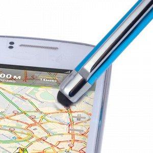 Ручка-стилус SONNEN для смартфонов/планшетов, корп.ассорти,