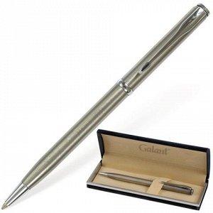 Ручка подарочная шариковая GALANT Arrow Chrome, корпус сереб