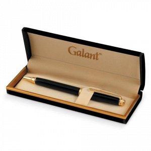 Ручка подарочная шариковая GALANT Black, корпус черный, золо
