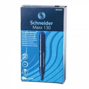 Маркер перманентный (нестираемый) SCHNEIDER (Германия) Maxx