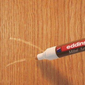 Маркер лаковый для мебели EDDING 8900, ретуширующий, 1,5-2мм