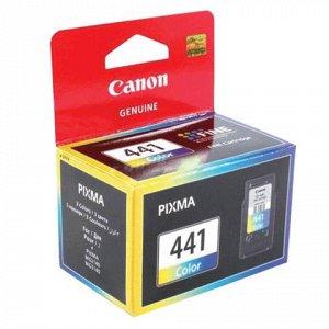 Картридж струйный CANON (CL-441) Pixma MG2140/PIXMA MG3140/P