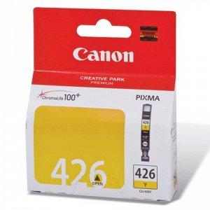 Картридж струйный CANON (CLI-426Y)  Pixma MG5140/MG5240/MG61