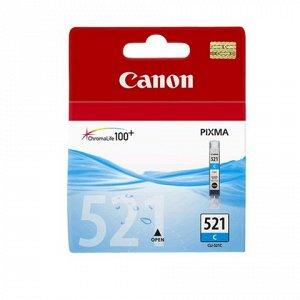 Картридж струйный CANON (CLI-521С)  Pixma MP540/630/980, гол