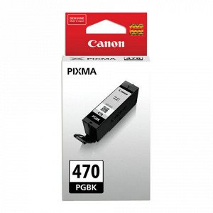 Картридж струйный CANON (PGI-470PGBK) PIXMA MG5740/MG6840/MG