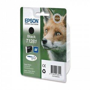 Картридж струйный EPSON (C13T12814012) Stylus S22/SX125/SX42
