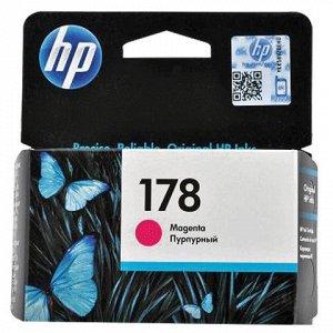 Картридж струйный HP (CB319HE) Photosmart C6383/D5463 №178,