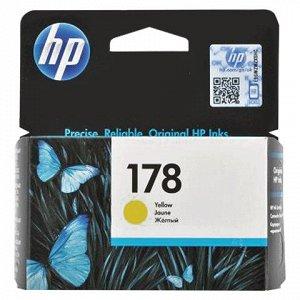 Картридж струйный HP (CB320HE) Photosmart C6383/D5463 №178,