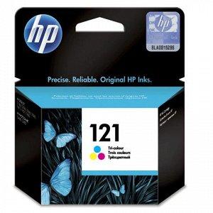 Картридж струйный HP (CC643HE) Deskjet  F4275/F4283 №121, цв