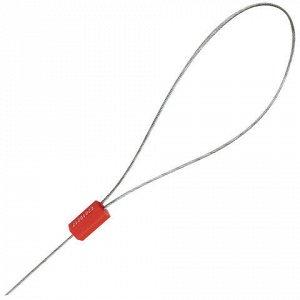 Пломбы металлические тросовые ПРИЗМА, диаметр 1,8 мм, длина