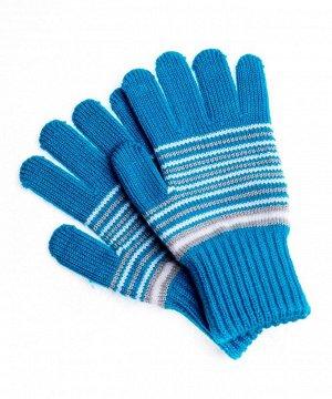 Перчатки детские Чудо-Кроха - БИРЮЗОВЫЕ