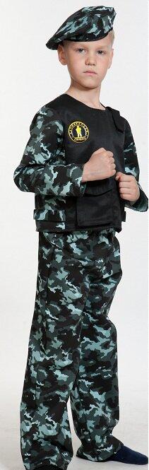 Спецназ-3, костюм праздничный