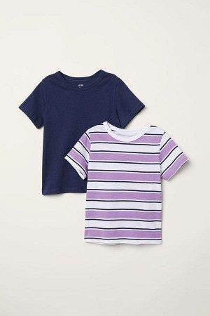 Комплект из 2-х футболок HM