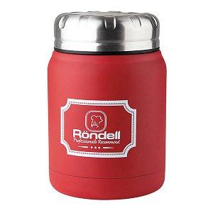 941-RDS Термос для еды 0,5 л Red Picnic Rondel