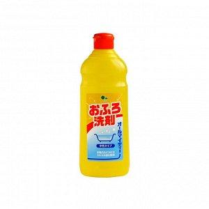 Чистящее средство для ванной комнаты (с ароматом цитрусовых