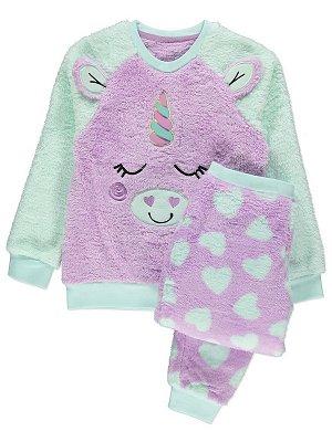 Набор Unicorn Fleece Pyjama Gift Set