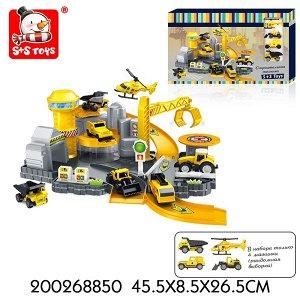 Парковка 200268850 P871-A (1/24)