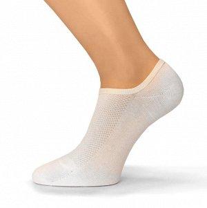 Женские носки-носочки 381 размер 23-25