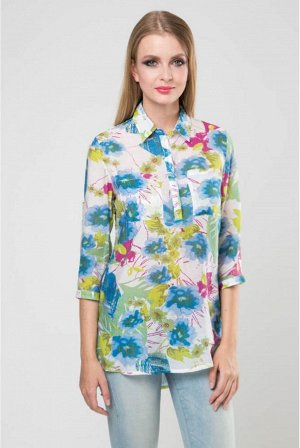 Летняя блузка  р.48-50