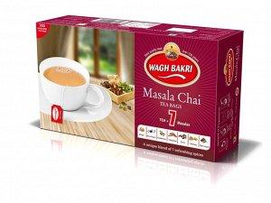Masala Chai Envelope Tea - 20 Tea Bags/  Масала Чай - 20шт. Чайные пакетики