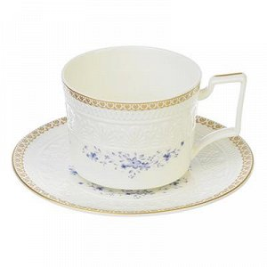 Сервиз чайный на 6 персон, костяной фарфор