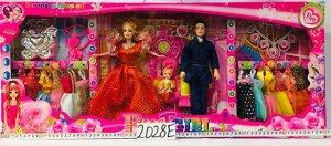 Кукла Кукла с гардеробом