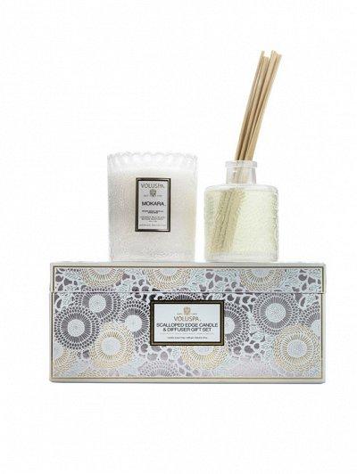 Аромасвечи VOLUSPA💕Волшебный аромат Вашего дома — Подарочные наборы