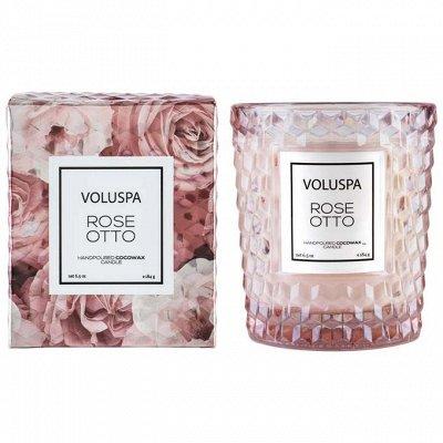 "Аромасвечи VOLUSPA💕Волшебный аромат Вашего дома — Свечи VOLUSPA! Коллекция ""Розы"""