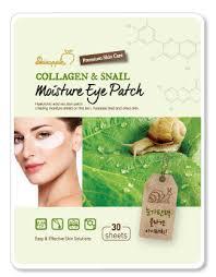 Skinapple Collagen&Snail SkinApple Патчи под глаза 30шт