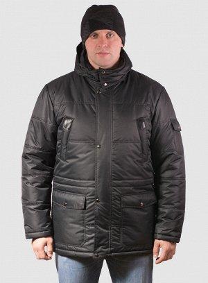 Городская парка мужская куртка
