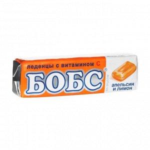 Леденцы Бобс Апельсин И Лимон 35Г (Бад)